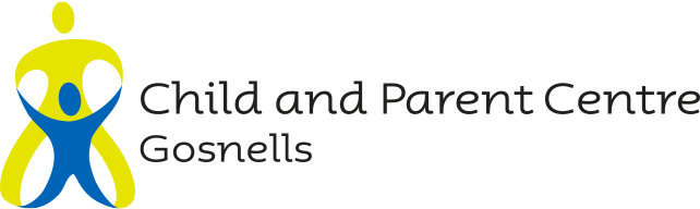 The About Gosnells Child and Parent Centre Logo