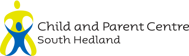 The About South Hedland Child and Parent Centre Logo