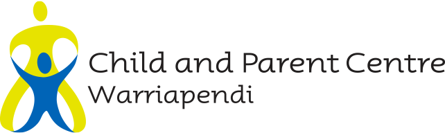 The About the Warriapendi Child and Parent Centre Logo
